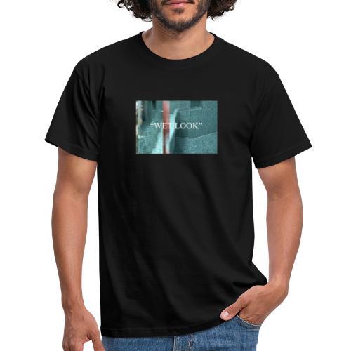 Wet Look - Men's T-Shirt