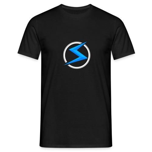 #1 model - Mannen T-shirt
