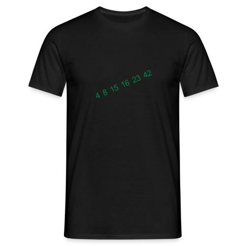 4 8 15 16 23 42 - Men's T-Shirt