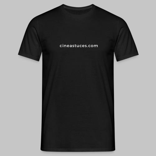 cineastuces point com OFFICIEL - T-shirt Homme