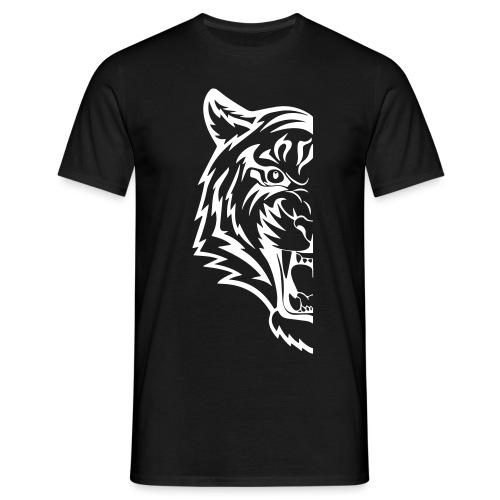 mezza tigre - Maglietta da uomo