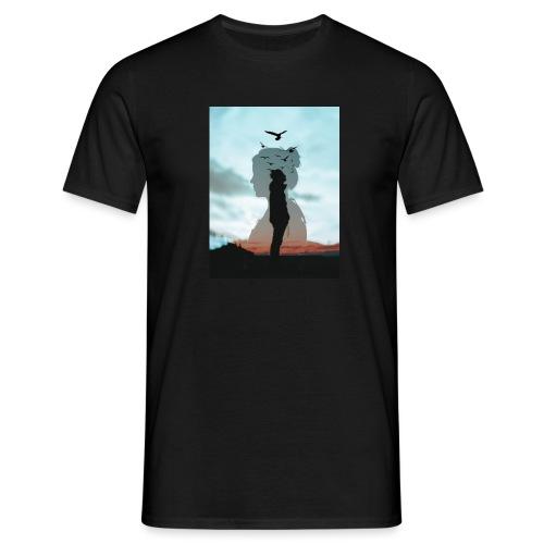 Heartbroken - Men's T-Shirt