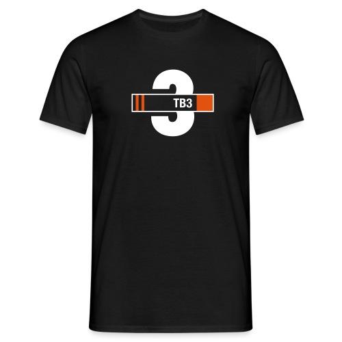 Thunderbird 3 design - Men's T-Shirt