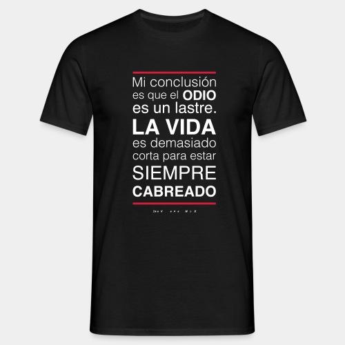 Dereck Vinyard Says - Camiseta hombre