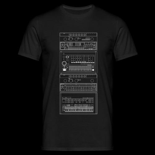 Synth Classix - Men's T-Shirt