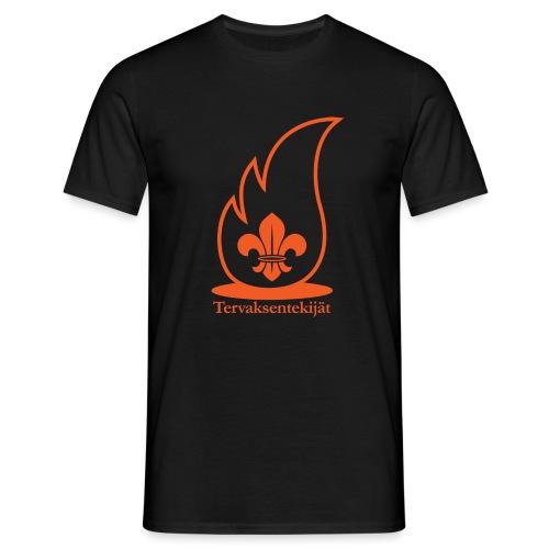 Terte oranssi 1 - Miesten t-paita