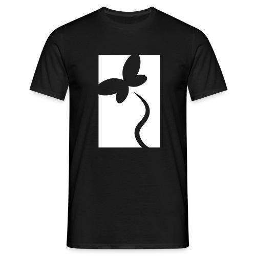 NeedRent logo - Herre-T-shirt