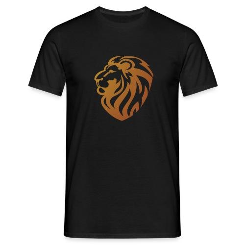Bronze lion - T-shirt Homme