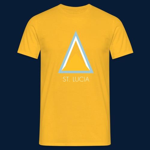 St. Lucia - Männer T-Shirt