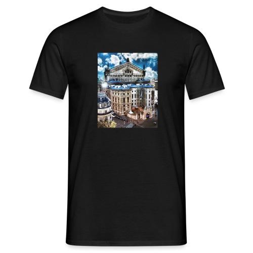 Paris - Herre-T-shirt