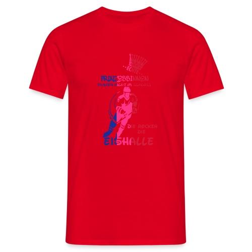 Eishockeyprinzessin - Männer T-Shirt