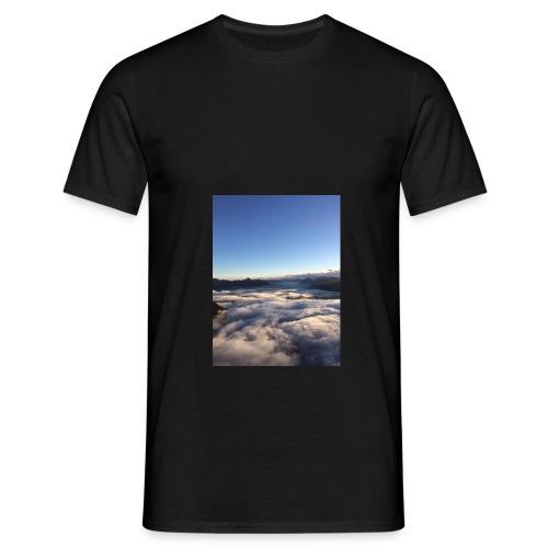 Alpenmeer - Männer T-Shirt