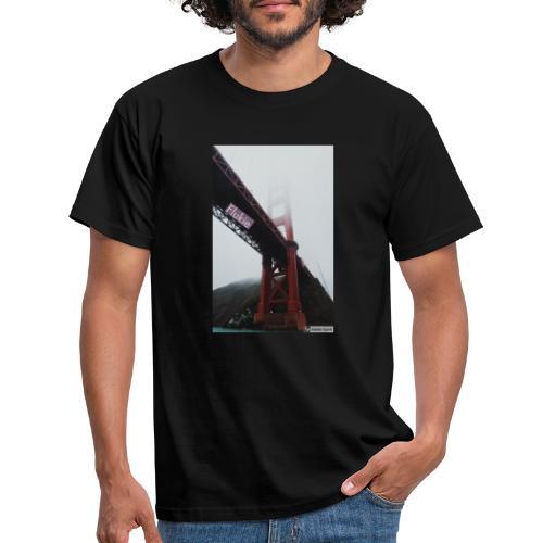 Golden Gate - Men's T-Shirt