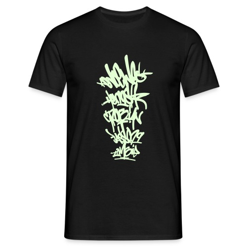 doppelgshirreadyt - Männer T-Shirt