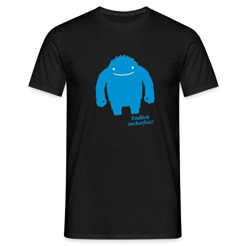 EZ_Zuckermonster-Shirt_mi - Männer T-Shirt