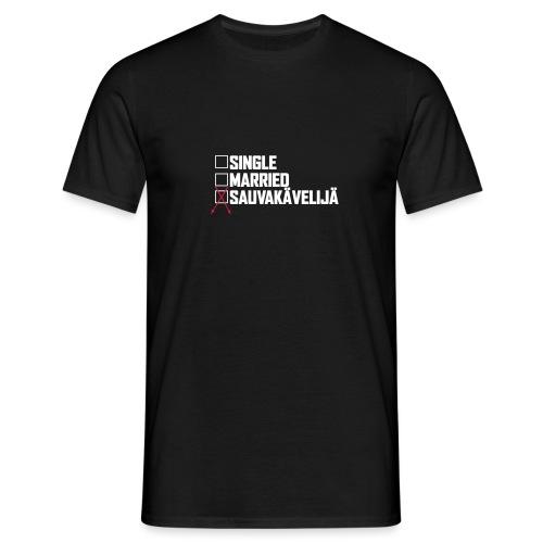 Sauvakävelijä - Miesten t-paita