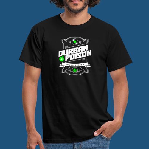 DURBAN POISON - Sound System Label - Maglietta da uomo
