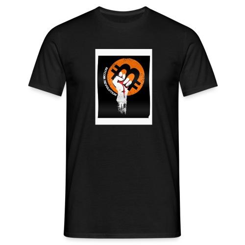 Bitcoin - Koszulka męska