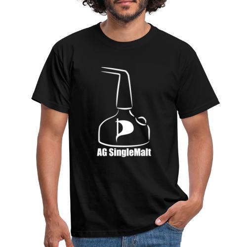AG_SingelMalt - Männer T-Shirt