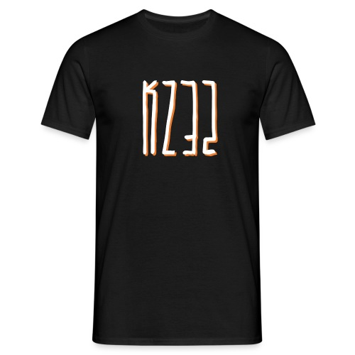 New KZ32 for black png - Men's T-Shirt