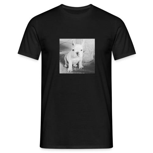 Billy Puppy - Mannen T-shirt