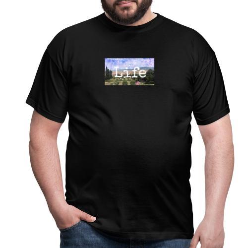 Florenz Life - Männer T-Shirt