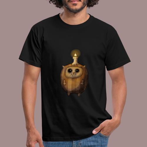 Kugelkatz - Männer T-Shirt