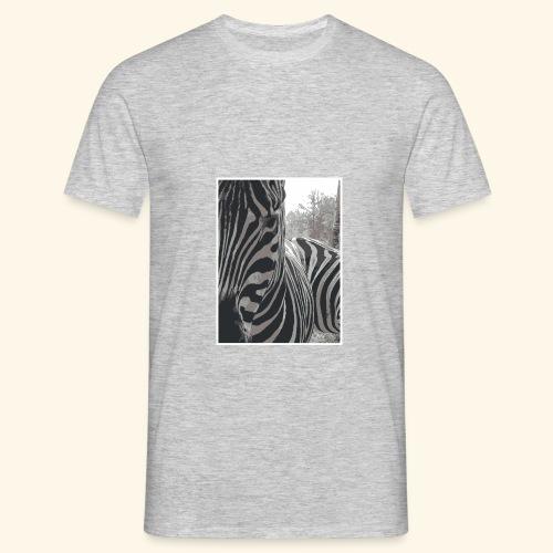 Zebrack&White - T-shirt Homme