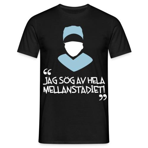 tandlakare - T-shirt herr