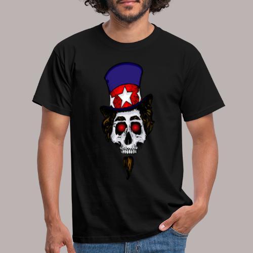 American Skull - T-shirt herr