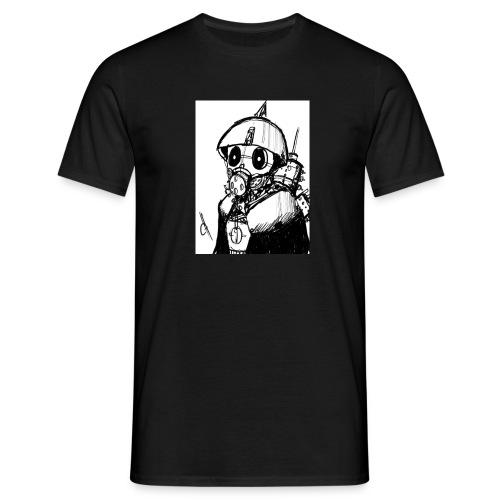 gas man - Camiseta hombre