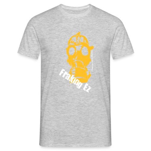 Anti - fraking - Camiseta hombre