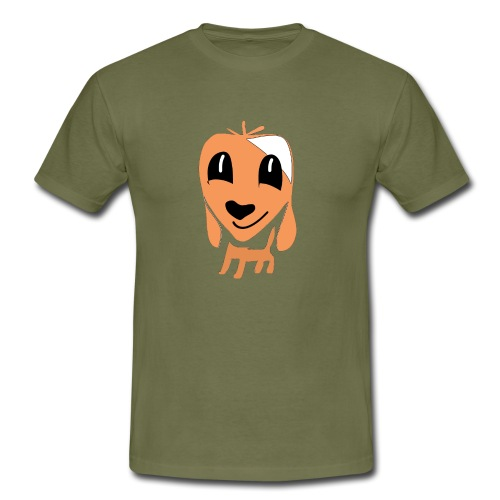 Hundefreund - Men's T-Shirt