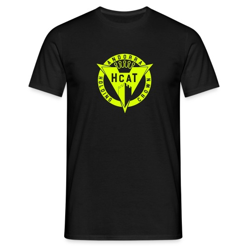 HCAT Unicolor transparent - Camiseta hombre