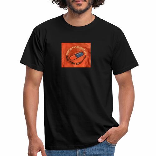 Bad pill/good pill - T-shirt herr