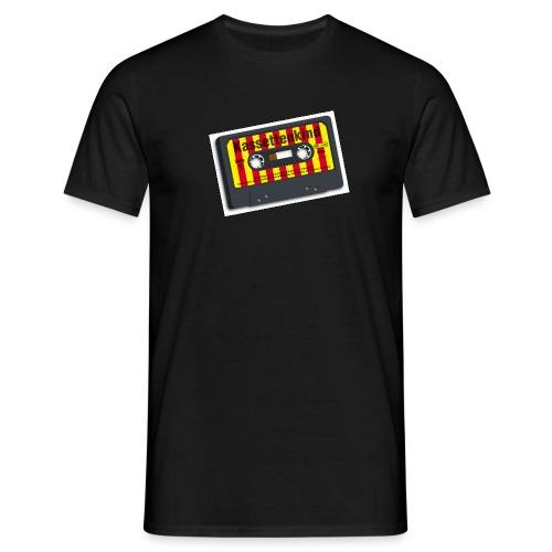 hsp 11978 kassettenkind - Männer T-Shirt