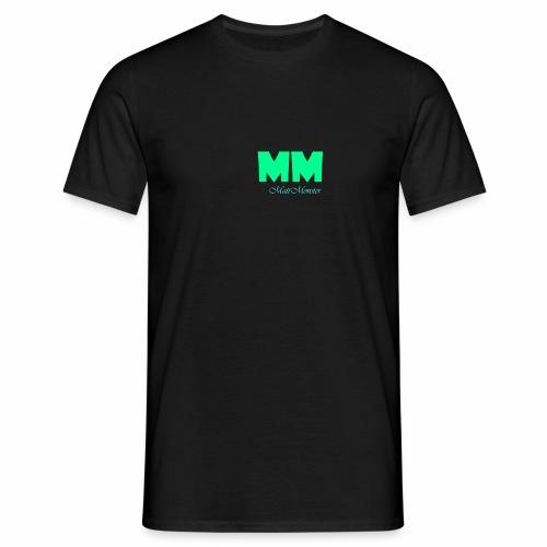 MattMonster Signature logo - Men's T-Shirt