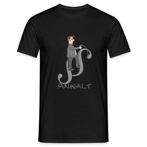 Anwalt - Männer T-Shirt