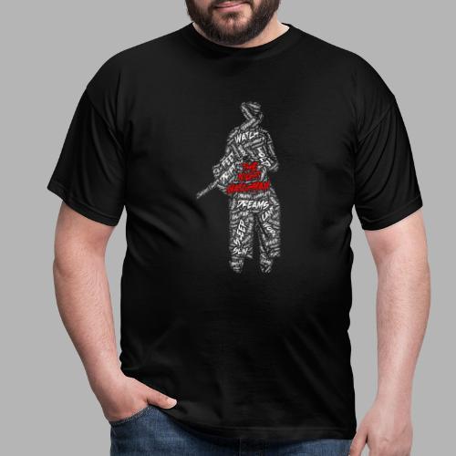The Night Watchman - Men's T-Shirt