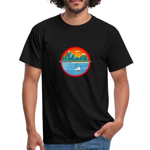 Landscape - T-shirt Homme
