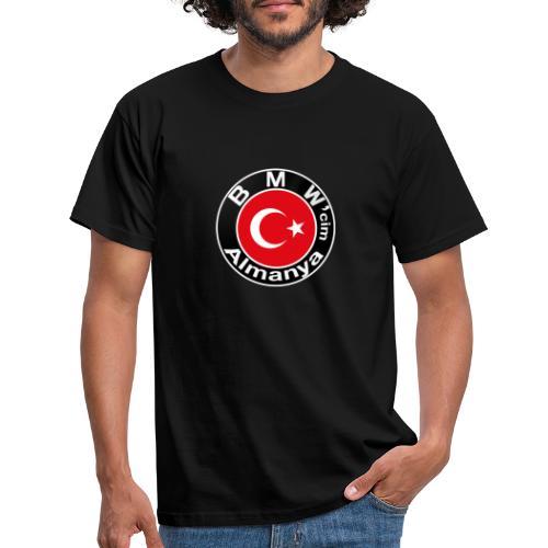 Bmwcim almanya - Männer T-Shirt