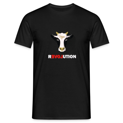 Vegan Revolution - T-shirt Homme