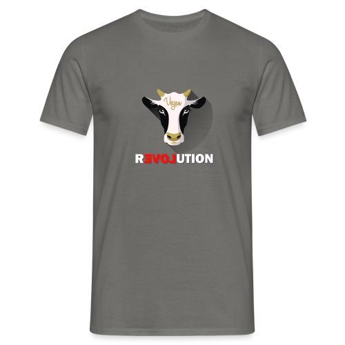 Vegan Revolution - T-shirt Homme