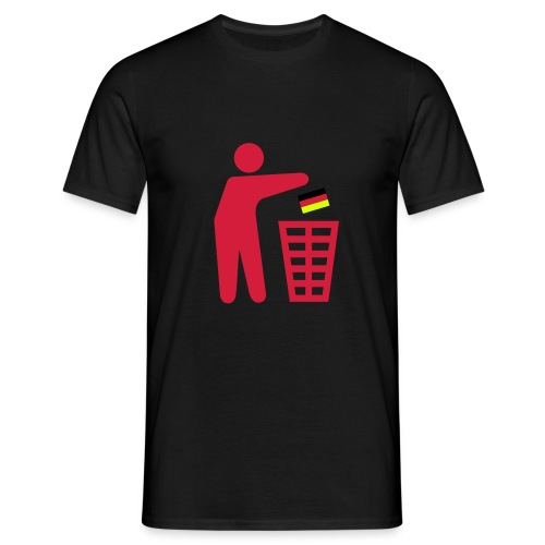 Keep Tidy Germany - Men's T-Shirt