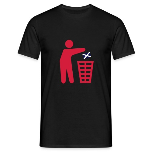 Keep Tidy Scotland - Men's T-Shirt