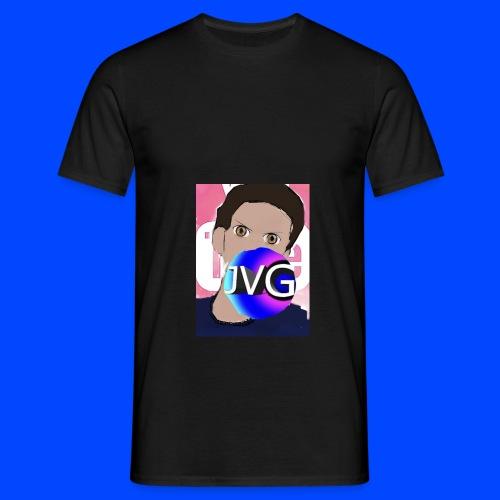 logo pic official jordzvg tops - Men's T-Shirt