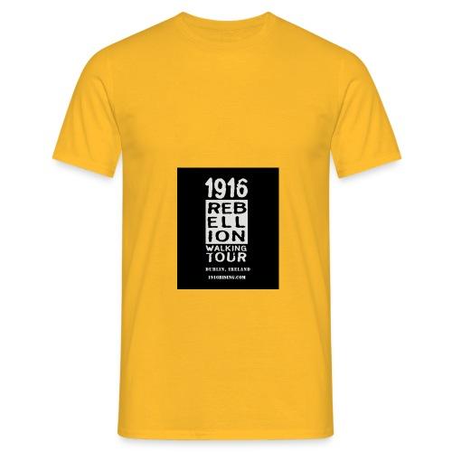 1916tshirt jpg - Men's T-Shirt