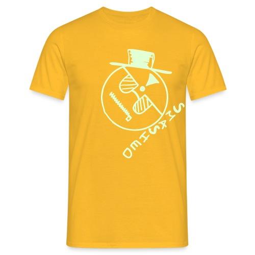 Smashed Face - Men's T-Shirt