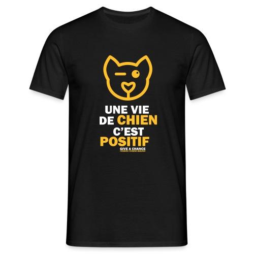Positif - T-shirt Homme