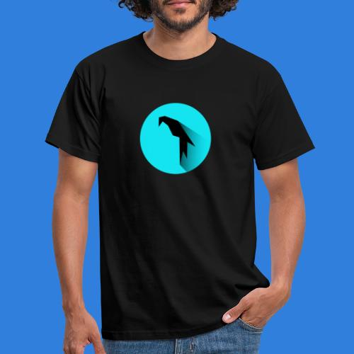 Parrot Logo - Men's T-Shirt